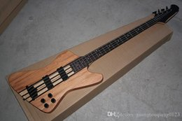 $enCountryForm.capitalKeyWord UK - Thunderbird Classic IV burlywood Electric Bass guitar Custom one-piece set neck 4 Strings Bass Guitar dcfre
