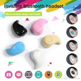 $enCountryForm.capitalKeyWord NZ - Mini Style Wireless Bluetooth Earphone Bluetooth Headset S530 V4.1 Sport Headphone Phone With Micro Phone For Iphone Phone PC in Crystal Box