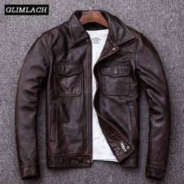 f9a7bfe11 Vintage Motorcycle Leather Jacket NZ | Buy New Vintage Motorcycle ...