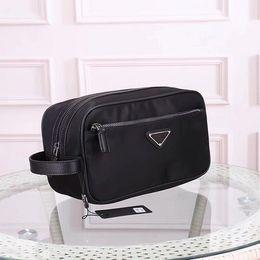 Big Bags storage online shopping - New designer Clutch bag for men cosmetic bag women big travel organizer storage wash bag make up men purse Cosmetic case