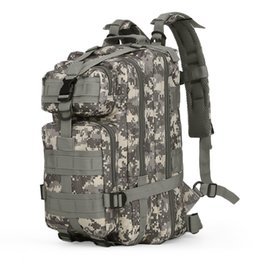 Outlife 30L 3P Tactical Backpack Military Oxford Sport Bag Backpack  Traveling Camping Hiking Bags Outdoor Trekking  288254 3ced36f03b597
