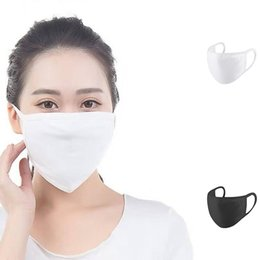 anti pollution mask wholesale Canada - Adult Reusable Respirator Masks Anti Pollution PM2.5 Face Cover Washable Dust Cotton Unisex Mouth Muffle Adjustable