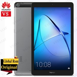"""2gb Ram 16gb Rom Tablet Australia - Global ROM HUAWEI Honor MediaPad T3 7 Honor Play Tablet 2 WiFi 7"""" MTK8127 QuadCore 2GB RAM 16GB ROM GPS Android 6.0"""