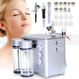 Wholesale New Arrived In Hydro Diamond Dermabrasion Black Head Water Peeling Facial Skin Rejuvenation Beauty Machine
