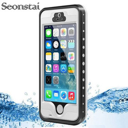 $enCountryForm.capitalKeyWord Australia - Waterproof Case For iPhone 5s 5g Hybrid Swimming Dive Water Shock Proof Cover Outdoor Phone Cases Skiing For iPhone SE C18112001