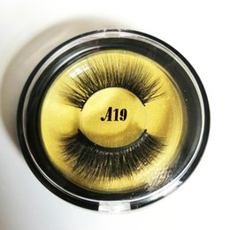 $enCountryForm.capitalKeyWord Australia - 3D Soft Faux Mink Hair False Eyelashes Natural Messy Eyelash Crisscross Wispy Fluffy Lashes Extension Eye Makeup Tools 21