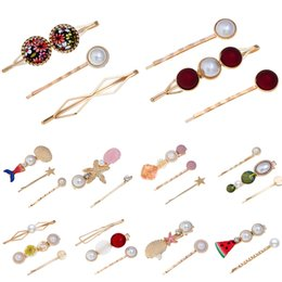 Hairpin stick online shopping - 2019 Fashion And Simple Women Beach Acrylic Hair Clips Stick Barrette Hairpin Hair Accessories Party Gifts