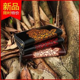 Shop Leather Wallet Vegetable Tan UK | Leather Wallet