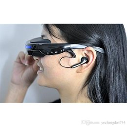 Virtual Private Theater Brille 52 Zoll Breitbild-Display Hohe Qualität für Unisex 52 Zoll Virtual Screen Home Supplies im Angebot