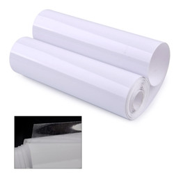 WindoW sticker paint online shopping - Car Polyurethane Clear Anti Scratch Protection Film Sheet Decal Door Sill Edge Paint for all cars