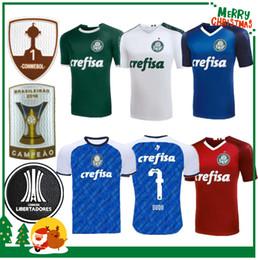 2019 Palmeiras FUTEBOL JERSEY Brasil CASA VERDE DUDO G.JESUS JEAN ALECSANDRO Palmeiras JERSEYS ALLIONE CLEITON 19 20 Brasil mulher camisa