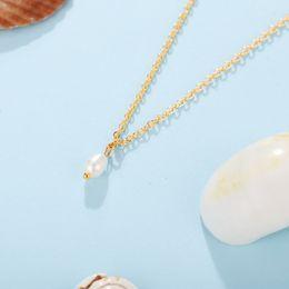 $enCountryForm.capitalKeyWord Australia - Single freshwater pearl pendant necklace