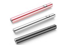 Vape mini slim online shopping - 510 smart pen preheat battery e cigarette vaporizer max bud touch pen vaporizer mini slim e cigarette vape pen smoking