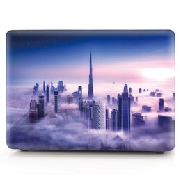 Macbook Retina 13 Inches Australia - hrh-lz-3 Oil painting Case for Apple Macbook Air 11 13 Pro Retina 12 13 15 inch Touch Bar 13 15 Laptop Cover Shell