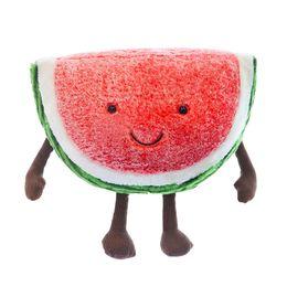 $enCountryForm.capitalKeyWord UK - Simulated Fruits Plush Toys Emoji Stuffed Animals Doll Watermelon Cherry Children Birthday Gift Cartoon Creative 8 5cx F1