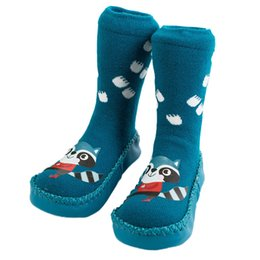 $enCountryForm.capitalKeyWord NZ - Newborn Spring Baby Boy Girl Socks Cartoon Xmas Floor Socks Toddler Anti-Slip Warm Baby Step Medium