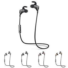 Hd sounds online shopping - D9 Sports Wireless Bluetooth Earphone HIFI HD SOUND Anti sweat Metal Magnet Headset In Ear Running Headphones With Mic for Smart Phones