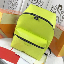 high quality backpack brands Australia - Discovery small backpack high quality Taita leather making M30230 brand designer handbag fashion trend backpack casual