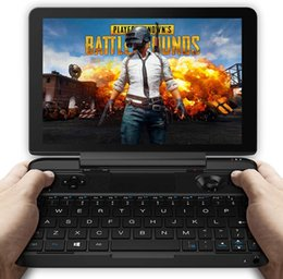 laptop intel Canada - GPD Win Max Mini Handheld Windows 10 Video Game Console Gameplayer 8 Inch 1280 * 800 Touch Screen Laptop Notebook UMPC Tablet PC CPU Intel i