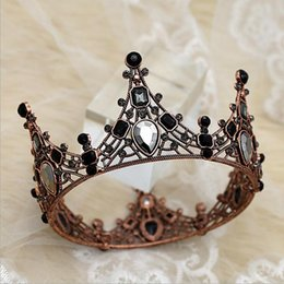 $enCountryForm.capitalKeyWord Australia - Baroque Crown Cake Topper for Birthdays Wedding Retro Vintage Decor - Royal Prince Cake Top Decorations Princess Themed Parties Baby Shower