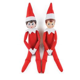 Chinese  SM Kids Toys Dolls Soft Books Elf Plush Dolls Christmas Novelty Toy Kid Xmas Gift Figure Decoration mascot manufacturers