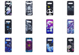 $enCountryForm.capitalKeyWord Australia - Emboss Soft TPU Case For Huawei P30 Pro Galaxy S10 Plus Lite Butterfly Flower Unicorn Lion Tiger Panda Animal Cartoon Marble Black Cover
