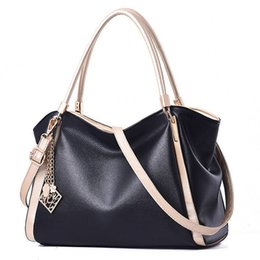 Skull Tote Bags Black Leather Australia - good quality Handbags Bags For Women Handbags Women Bags Designer 2019 Casual Tote Big Shoulder Bags Leather Black Sequined A872
