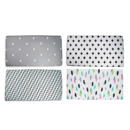 $enCountryForm.capitalKeyWord UK - Newborn Crib Fitted Sheet Cotton Cartoon Baby Soft Bed Mattress Cover Potector Cartoon Newborn Suitable Bedding 130x70x22cm Size