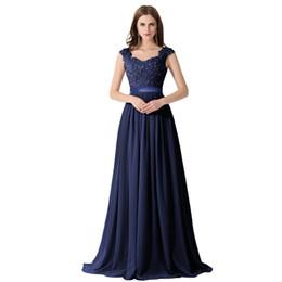 $enCountryForm.capitalKeyWord UK - Real Photos Hot Selling Cap Sleeve Appliques Lace Long Grey Bridesmaid Dresses Wedding Party Dresses Sexy Sheer