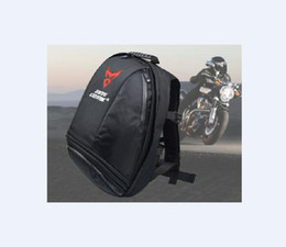 nylon equipment bag NZ - MOTOCENTRIC motorcycle rider backpack helmet charter motorcycle riding backpack off-road motorcycle brigade equipment bag