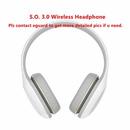 dhl dropshipping NZ - High Quality No W1 chip S .o 3.0 Wireless Headphones Bluetooth Earphones Headsets Deep Bass with Sealed Retail Box Offer DHL Dropshipping.