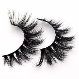 029fdfb54bc D Wings UK - Eyelashes Winged 3d Hair False Lashes Dramatic Volume Lashes  Full Strip False