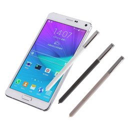 $enCountryForm.capitalKeyWord Australia - 5 Pieces 2 Ways Touch Replacement S Stylus Touch Pen For Samsung Galaxy Note 4 N9100 #221