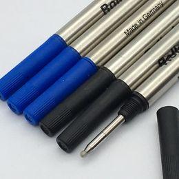 Nouveau recharges d'encre à encre de stylo à rouleaux de rouleaux 710 avec filetage à vis Recharges pour stylo à rouleaux MTBLC, encre de mstk rollerball en Solde