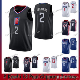 $enCountryForm.capitalKeyWord UK - Kawhi 2 Leonard LA Clipper Paul 13 George Los Angeles Basketball Jerseys Double Stitched Free Shipping High Quality Shirts