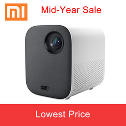 $enCountryForm.capitalKeyWord Australia - Xiaomi Mijia Mini Projector Dlp Portable 1920*1080 Support 4k Video Wifi Proyector Led Beamer Tv Full Hd For Home Cinema T190620