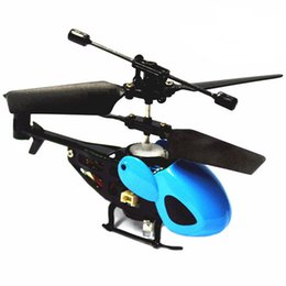 remote control airplane helicopter toys Australia - Hot Selling QS5010 3.5 Way Drop-resistant Remote Control Aircraft Mini Model Airplane Children Charge Electric Helicopter Toy on