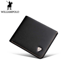 $enCountryForm.capitalKeyWord Australia - 2019 Minimalist Slim Genuine Leather For Men Slimline Wallets Ultra Thin Mini Small Male Coin Purse Compact Cow Leather Short Y19052701