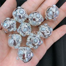 $enCountryForm.capitalKeyWord Australia - 24k gold pearl accessories simple necklace pendant bracelet eardrop joker jewelry temperament