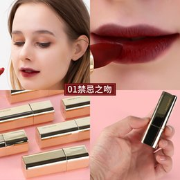 best long lasting lip UK - 2020 high-quality ladies lipstick fashion charm the best long-lasting color lip gloss lipstick for daily dating ZJX9