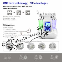 $enCountryForm.capitalKeyWord NZ - Oxygen Injection Machine Vacuum Hydro Oxygen Beauty Massager Jet Spray Lifting BIO Microcurrent Dermabrasion Device Skincare Whitening Tools