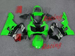 Cbr929rr Black Fairing Kit Australia - New ABS motorcycle fairings kit for HONDA CBR 929RR 929 2000 2001 CBR929RR 00 01 CBR 900RR fairings set cool green black