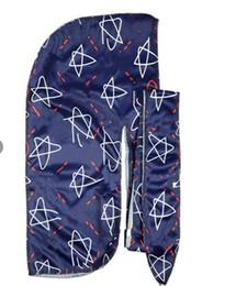 Designer Durag (40+ Designs) Pour Hommes et Femmes Mode Marque De Luxe Silky Durags Headwraps Hip Hop Caps Dropshipping