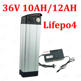 Quality 3a Charger Excellent Energetic Gtk High Quality 36v 18ah Lifepo4 Aluminum Alloy Rear Rack Battery With Bms For 750w 500w E Bicycle Ebike Scooter In