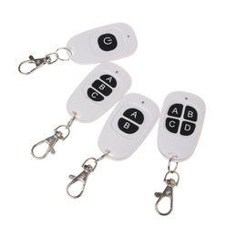 $enCountryForm.capitalKeyWord Australia - 1CH 2CH 3CH 4CH RF Wireless Remote Control 1-4 Button Transmitter 433 MHz EV1527 High Quality Remote Control Transmitter
