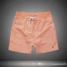$enCountryForm.capitalKeyWord Australia - Wholesale New Board Shorts Mens Summer Beach Shorts Pants High-quality Swimwear Bermuda Male Letter Surf Life Men Swim