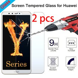 Discount huawei p8 lite screen protector - 2pcs! Tempered Glass 9H HD Protective Glass for Huawei P20 Pro P10 Plus P9 Lite Screen Protector on Huawei P8 Lite