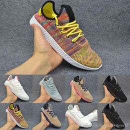 tubular x Australia - 2020 Pharrell Williams x Stan Smith Tennis HU Primeknit men women Running Shoes Sneaker Tubular Shadow Runner sports Shoes 36-44