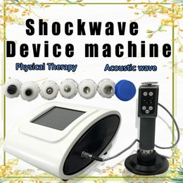 Electronic Shocks NZ - Hot sale lowest intensy Gainswave therapy for man's prostate and ED dysfunction therapy Portable electronic shock wave therapy mahcine