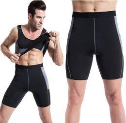 Base Layer Compression Shorts Australia - Mens Shorts Pro Compression Gear Base Layer Gymnasium Bermudas Masculina De Marca Tights Size S-xxl New 2019 Free Shipping